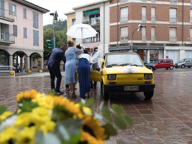 Il matrimonio di Giacomo e Dalila a Induno Olona, Varese 31