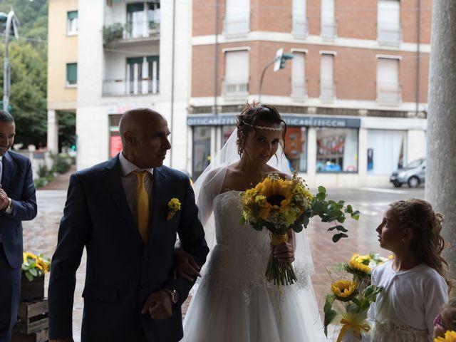 Il matrimonio di Giacomo e Dalila a Induno Olona, Varese 32