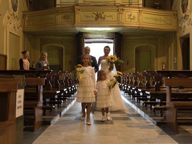 Il matrimonio di Giacomo e Dalila a Induno Olona, Varese 33