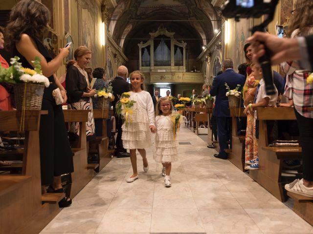Il matrimonio di Giacomo e Dalila a Induno Olona, Varese 34