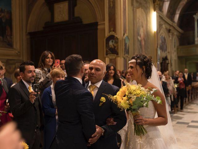 Il matrimonio di Giacomo e Dalila a Induno Olona, Varese 36