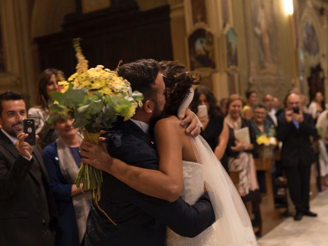 Il matrimonio di Giacomo e Dalila a Induno Olona, Varese 37