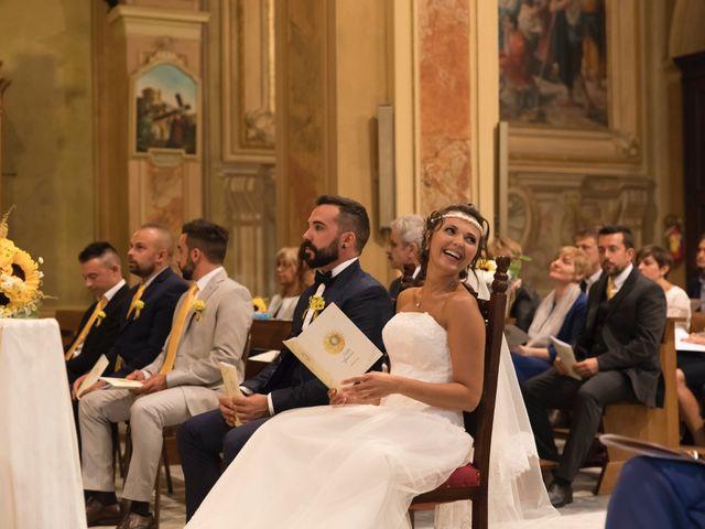 Il matrimonio di Giacomo e Dalila a Induno Olona, Varese 40