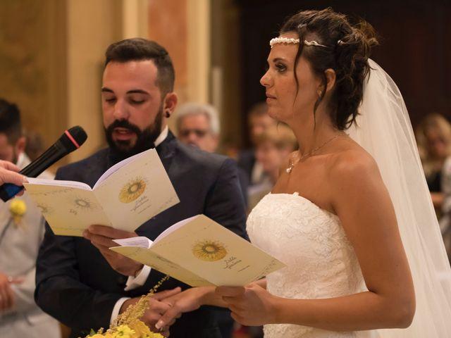 Il matrimonio di Giacomo e Dalila a Induno Olona, Varese 41