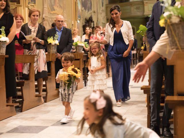 Il matrimonio di Giacomo e Dalila a Induno Olona, Varese 42