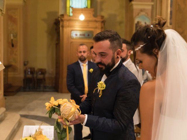 Il matrimonio di Giacomo e Dalila a Induno Olona, Varese 43