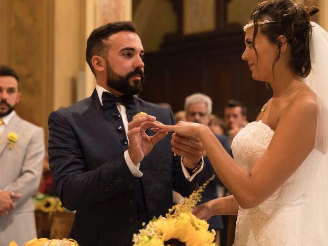 Il matrimonio di Giacomo e Dalila a Induno Olona, Varese 44