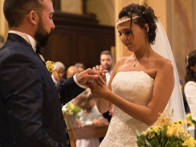 Il matrimonio di Giacomo e Dalila a Induno Olona, Varese 45