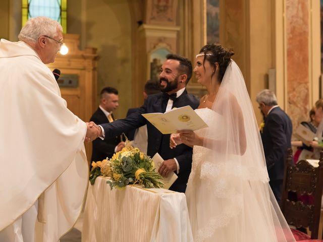 Il matrimonio di Giacomo e Dalila a Induno Olona, Varese 47