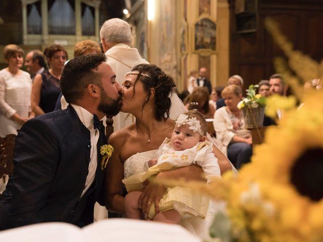 Il matrimonio di Giacomo e Dalila a Induno Olona, Varese 48
