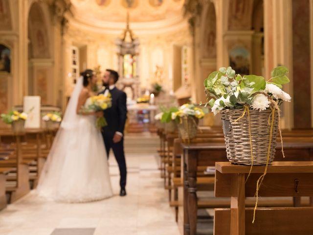 Il matrimonio di Giacomo e Dalila a Induno Olona, Varese 51