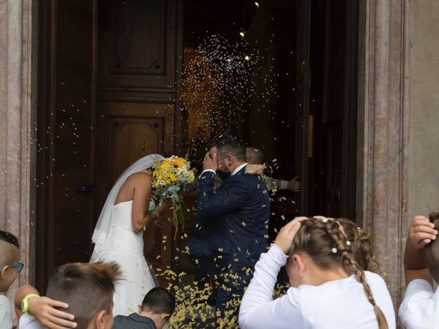 Il matrimonio di Giacomo e Dalila a Induno Olona, Varese 53