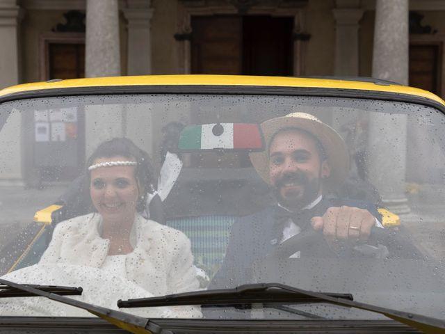Il matrimonio di Giacomo e Dalila a Induno Olona, Varese 55