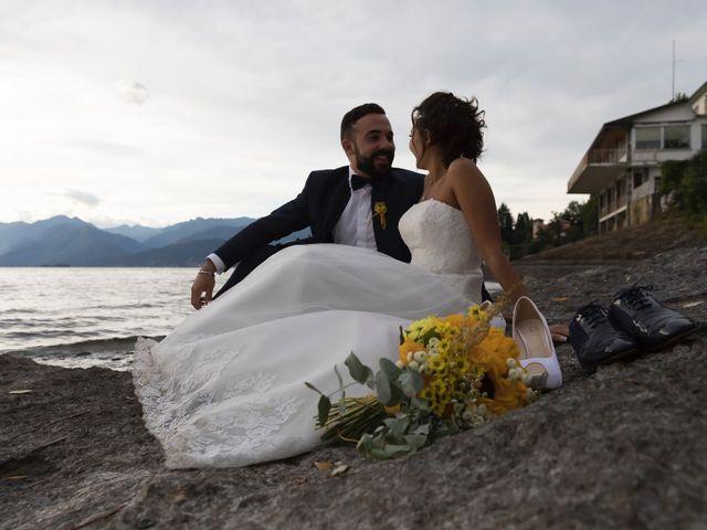 Il matrimonio di Giacomo e Dalila a Induno Olona, Varese 69