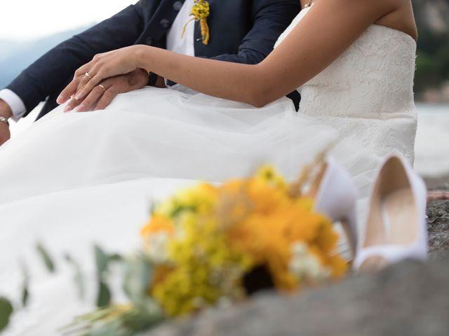Il matrimonio di Giacomo e Dalila a Induno Olona, Varese 70