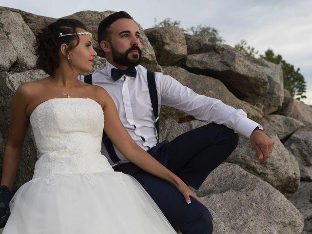 Le nozze di Dalila e Giacomo