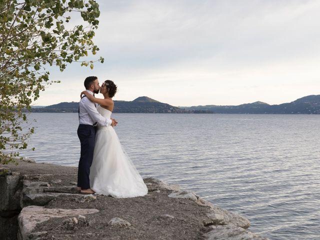 Il matrimonio di Giacomo e Dalila a Induno Olona, Varese 72