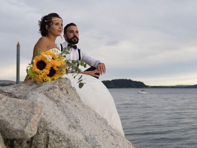 Il matrimonio di Giacomo e Dalila a Induno Olona, Varese 73