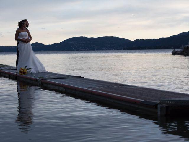 Il matrimonio di Giacomo e Dalila a Induno Olona, Varese 77