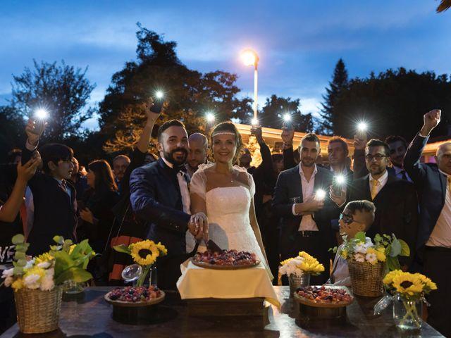 Il matrimonio di Giacomo e Dalila a Induno Olona, Varese 80