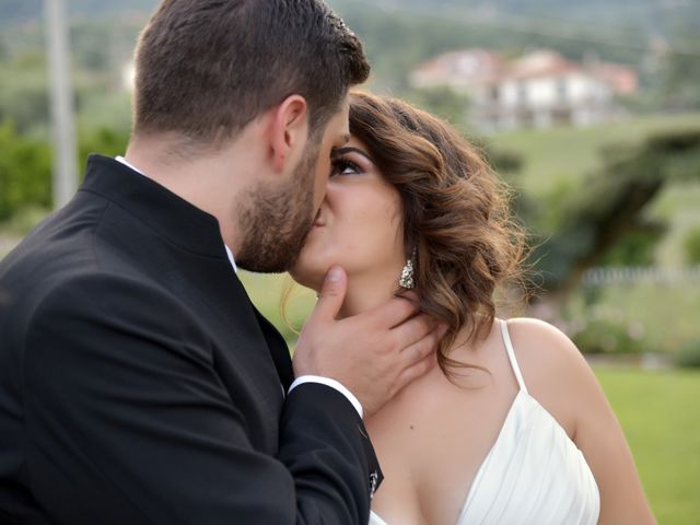 Il matrimonio di Carmilia e Benito a Mondragone, Caserta 2
