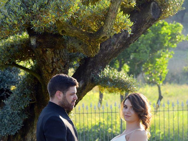 Il matrimonio di Carmilia e Benito a Mondragone, Caserta 5
