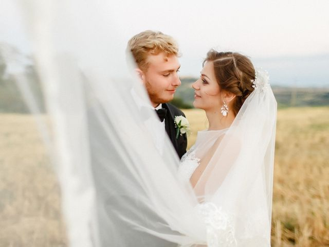 Le nozze di Anastasia e Alen