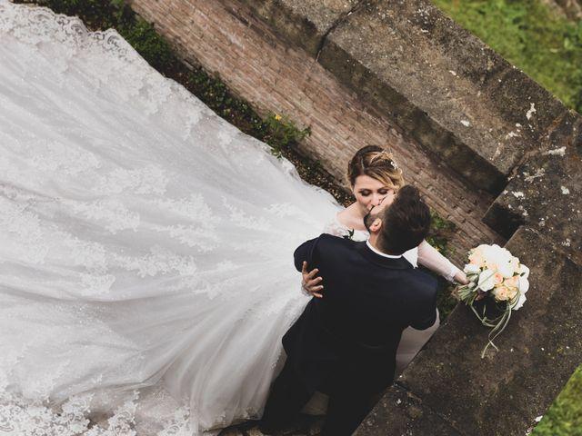 Le nozze di Arianna e Gabriele