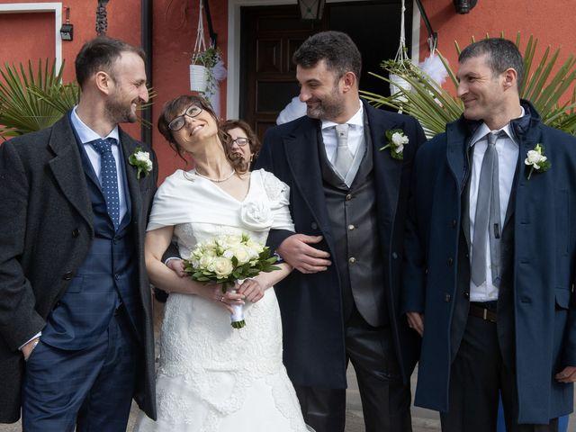 Il matrimonio di Italo e Domenica a Piubega, Mantova 107