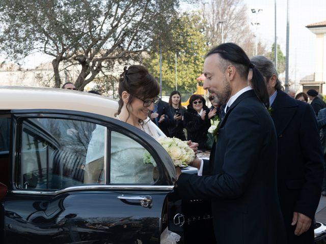 Il matrimonio di Italo e Domenica a Piubega, Mantova 100