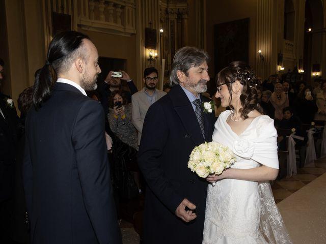 Il matrimonio di Italo e Domenica a Piubega, Mantova 96