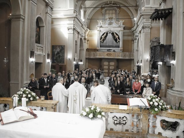 Il matrimonio di Italo e Domenica a Piubega, Mantova 95