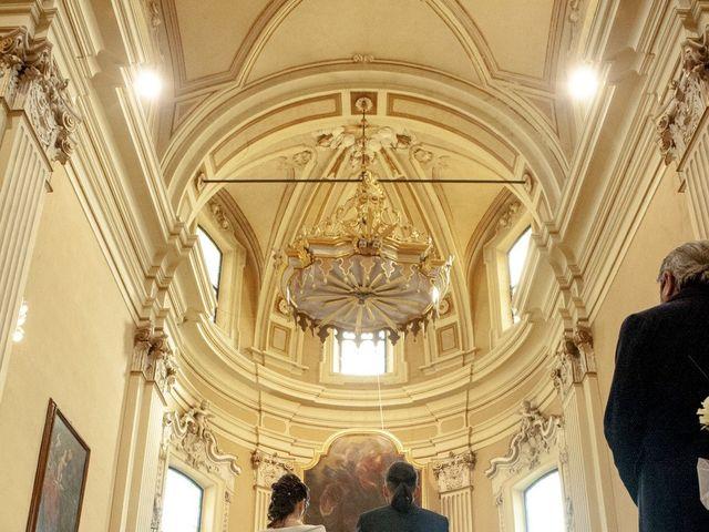Il matrimonio di Italo e Domenica a Piubega, Mantova 94