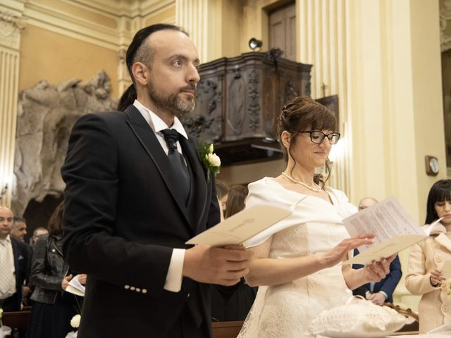 Il matrimonio di Italo e Domenica a Piubega, Mantova 93