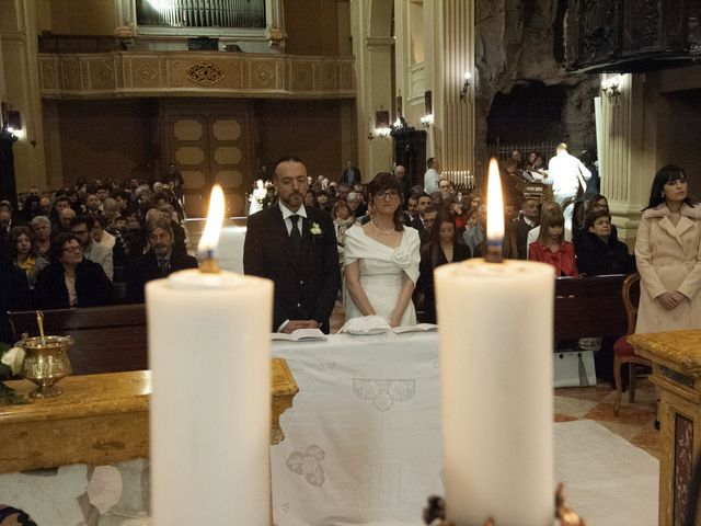 Il matrimonio di Italo e Domenica a Piubega, Mantova 56