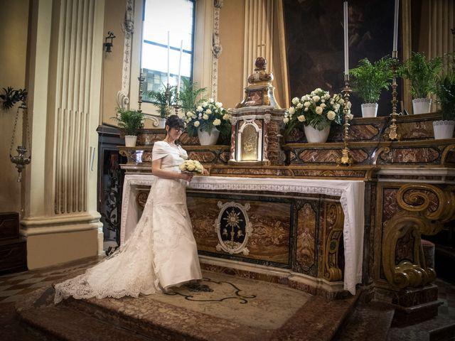 Il matrimonio di Italo e Domenica a Piubega, Mantova 24