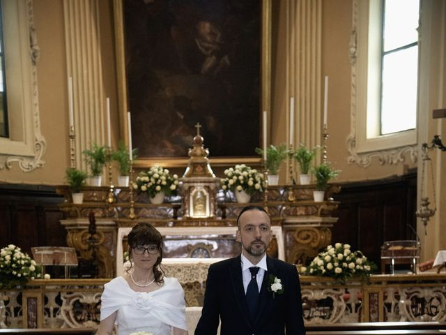 Il matrimonio di Italo e Domenica a Piubega, Mantova 21
