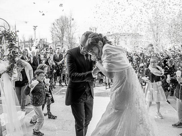 Il matrimonio di Italo e Domenica a Piubega, Mantova 20