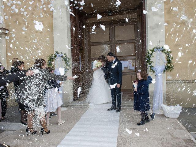 Il matrimonio di Italo e Domenica a Piubega, Mantova 19