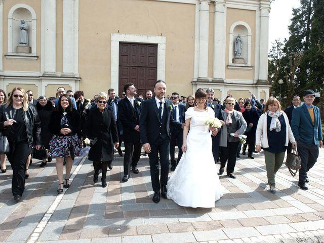 Il matrimonio di Italo e Domenica a Piubega, Mantova 18