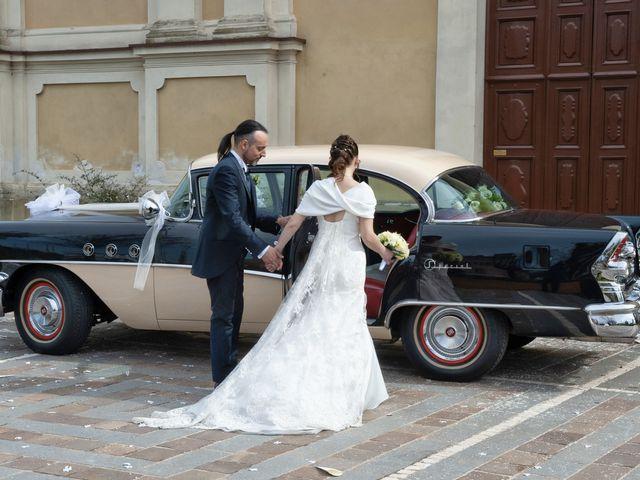 Il matrimonio di Italo e Domenica a Piubega, Mantova 17