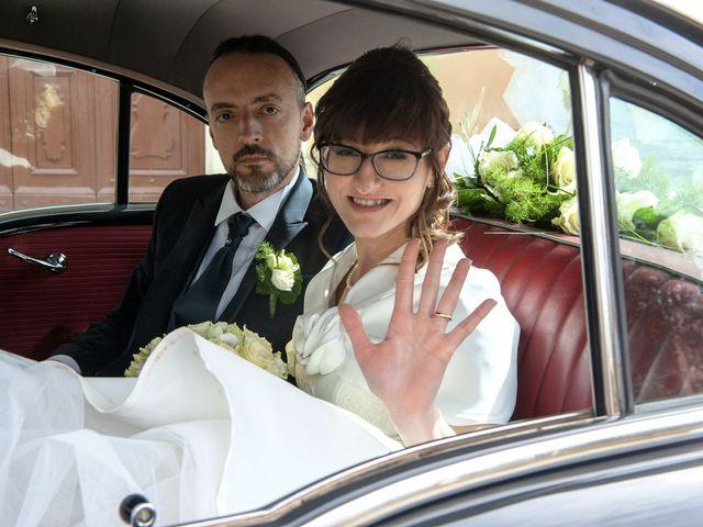 Il matrimonio di Italo e Domenica a Piubega, Mantova 15