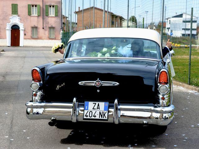 Il matrimonio di Italo e Domenica a Piubega, Mantova 13