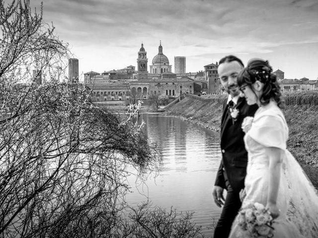 Il matrimonio di Italo e Domenica a Piubega, Mantova 2