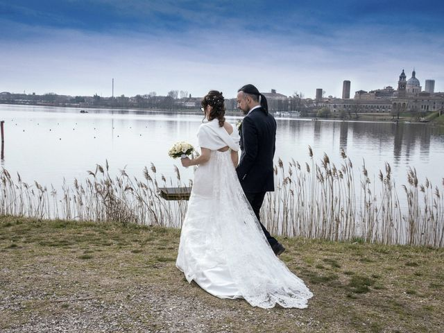 Il matrimonio di Italo e Domenica a Piubega, Mantova 12