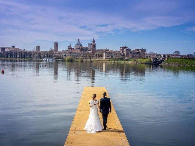 Il matrimonio di Italo e Domenica a Piubega, Mantova 11