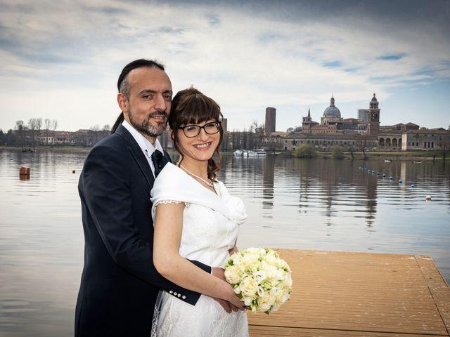 Il matrimonio di Italo e Domenica a Piubega, Mantova 9
