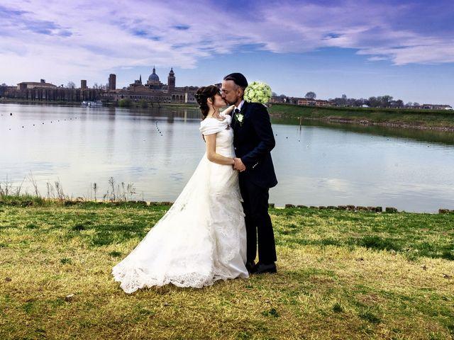 Il matrimonio di Italo e Domenica a Piubega, Mantova 8