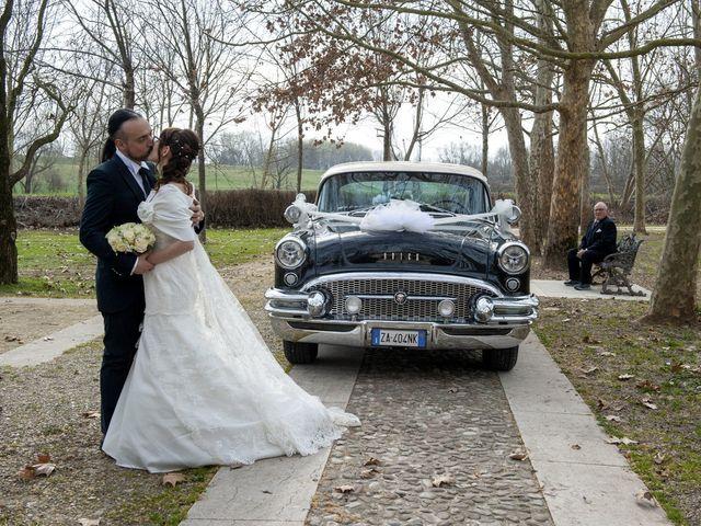 Il matrimonio di Italo e Domenica a Piubega, Mantova 7