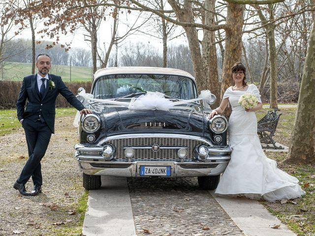Il matrimonio di Italo e Domenica a Piubega, Mantova 6